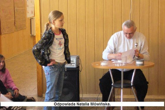 """Szkolny konkurs """"Słowa i słówka"""" - maj'09"""