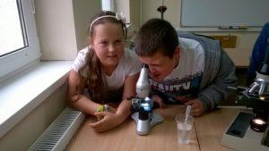 Młodzi badacze przyrody 2016 - Koło przyrodnicze