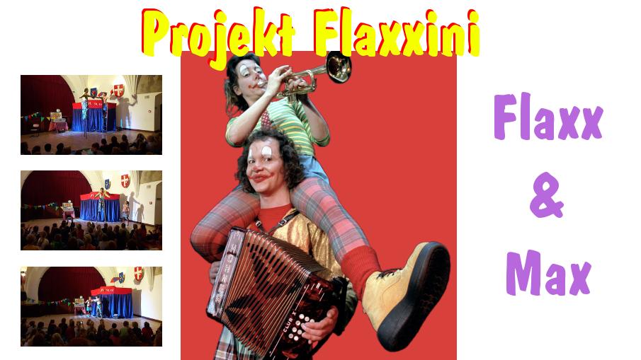 Projekt Flaxxini na Zamku w Nidzicy